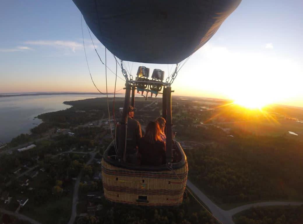TC Balloon Tour
