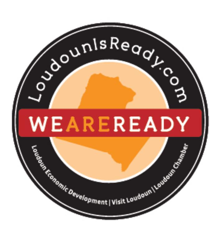Loudoun is Ready Logo