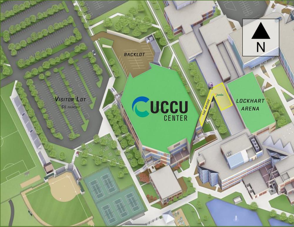 Lockhart Arena and UCCU