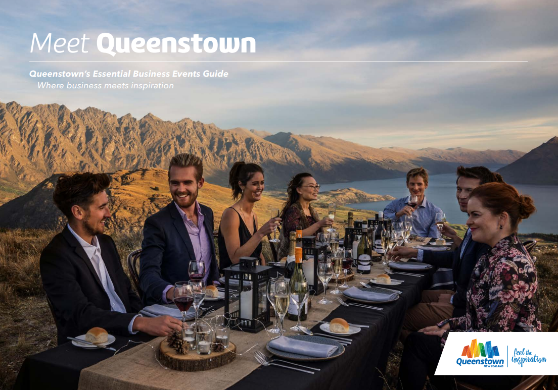 Meet Queenstown cover