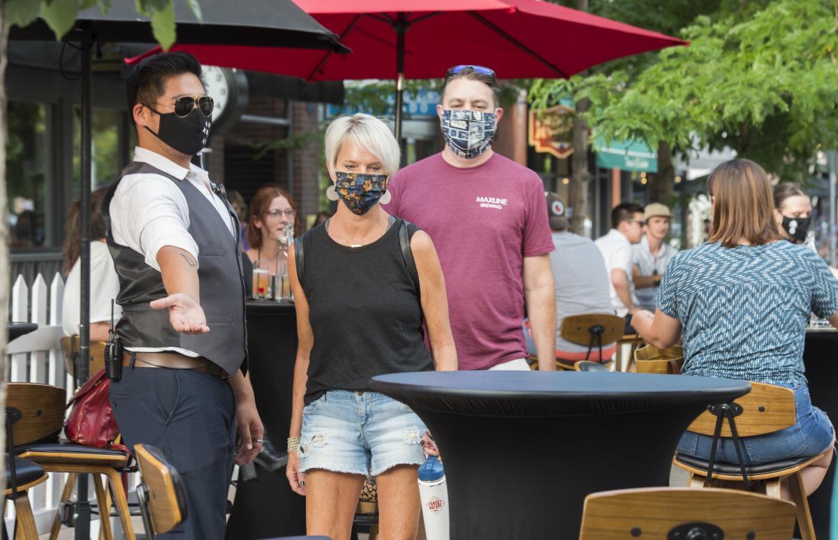 Old Town Masks Restaurants