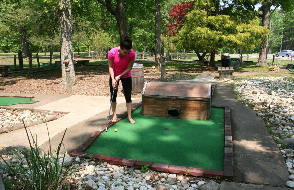 Pohick Bay Miniature Golf