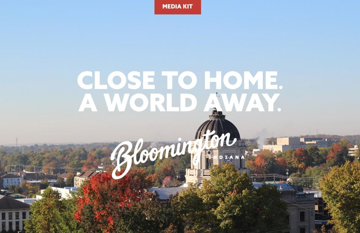 2020 Bloomington Media Kit Cover Image