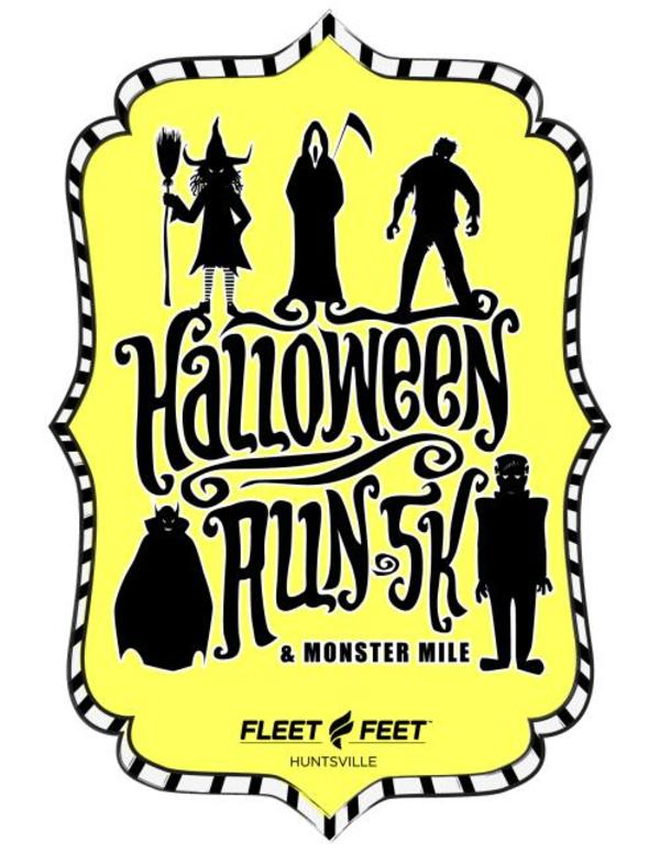 halloween 5k and monster mile