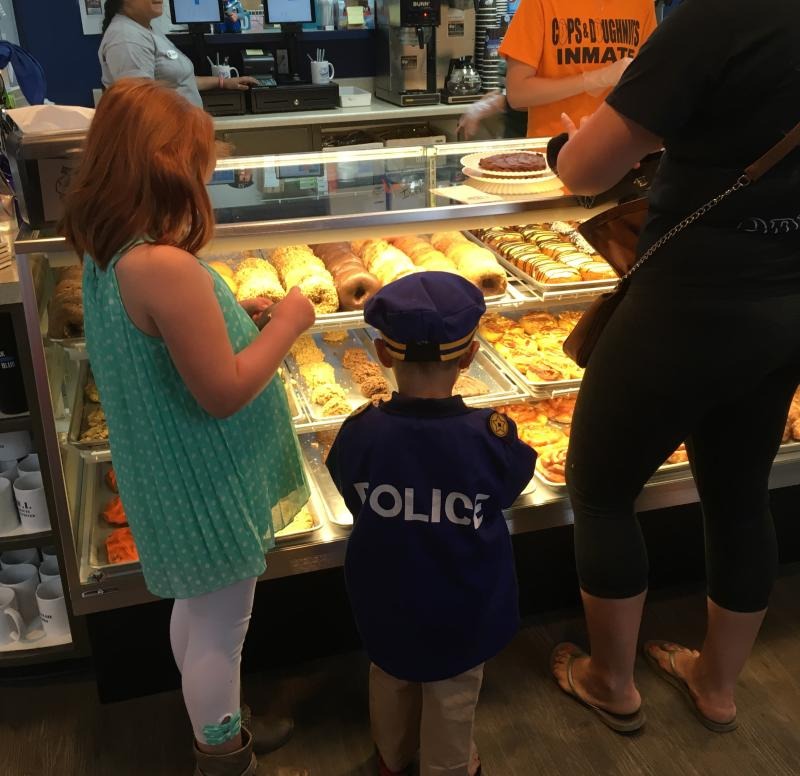 Cops and Doughnuts Capital Precinct