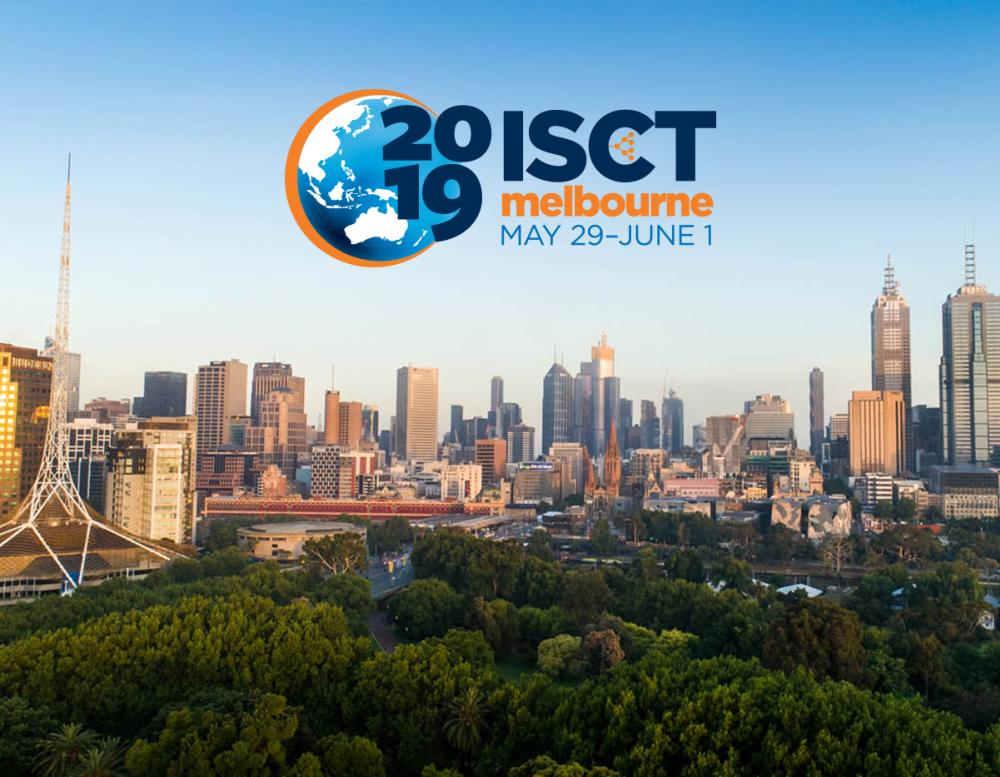 International Society for Cell and Gene Therapy (ISCT) 2019 Annual Scientific Meeting