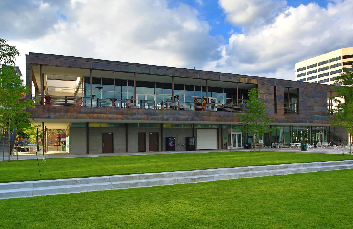 The Brand New Gallivan Hall at The Gallivan Center
