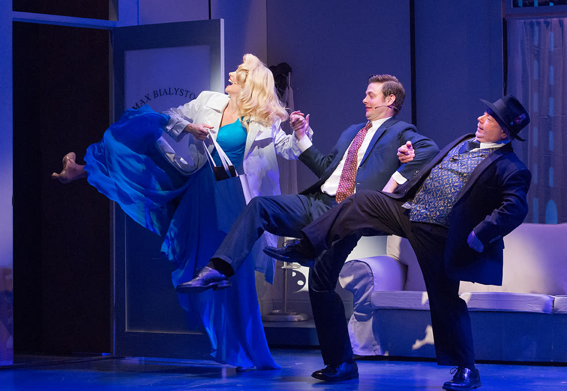 The Producers at Bristol Riverside Theater