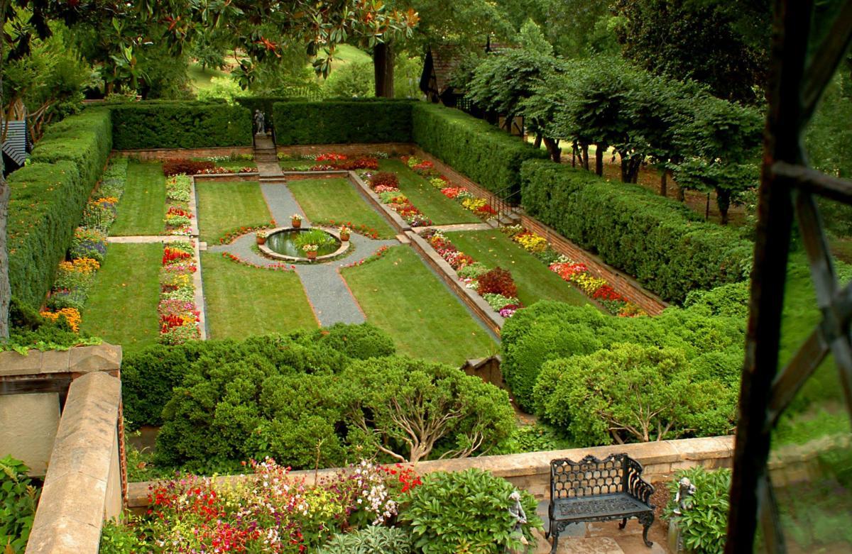 Agecroft Hall Gardens
