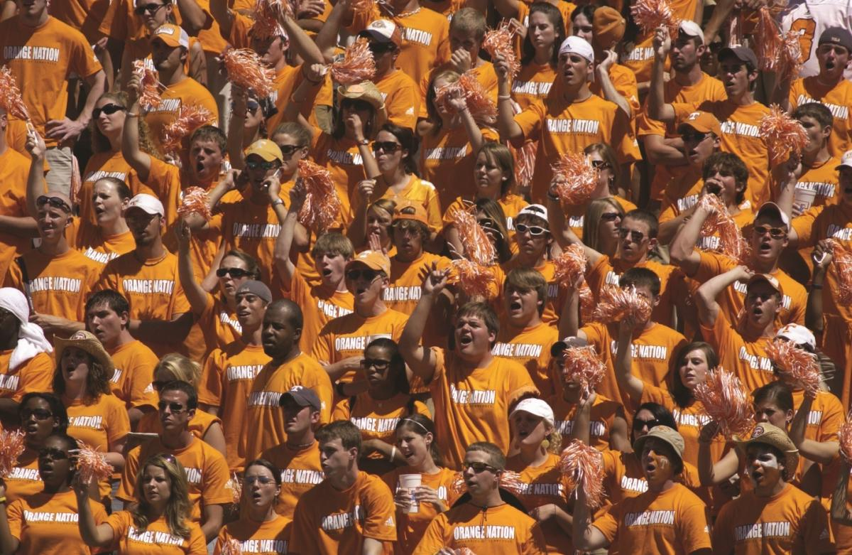 Gameday - UT Fans