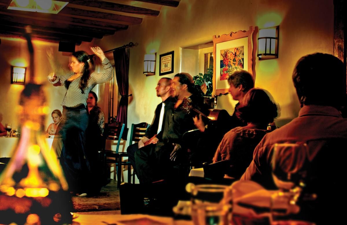 Tableau Flamenco in Albuquerque