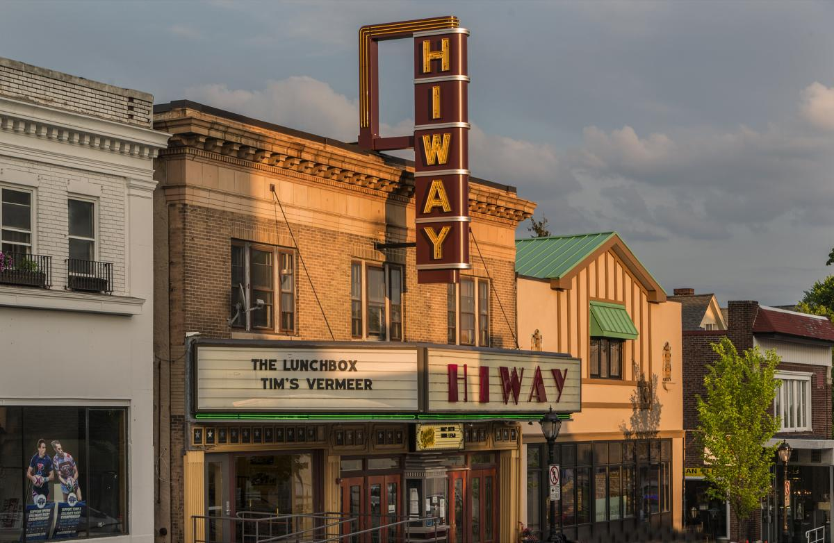 Hiway Theater Jenkintown