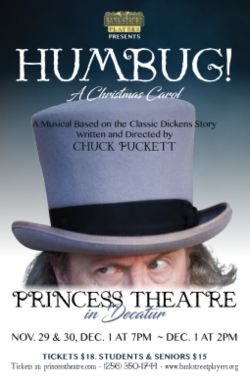 a christmas carol at the princess