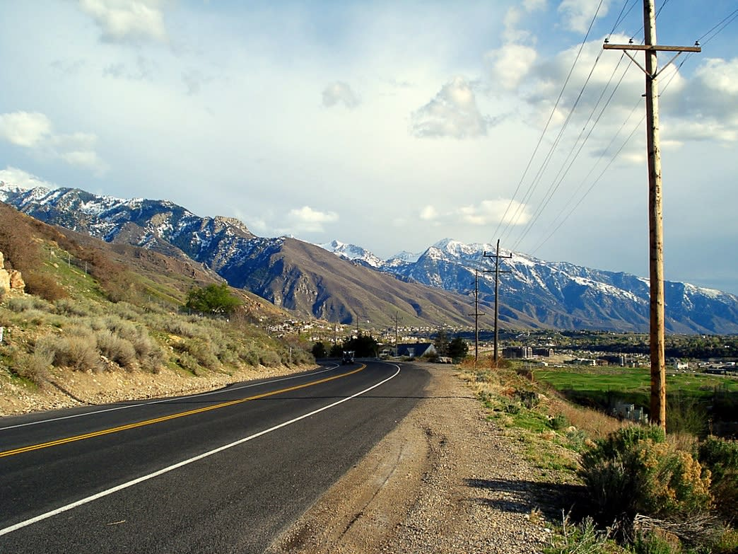 Wasatch Boulevard Bike Ride