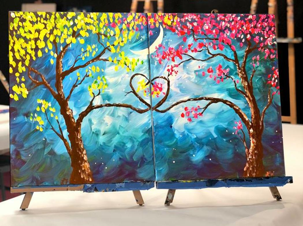 Painting With A Twist Downtown