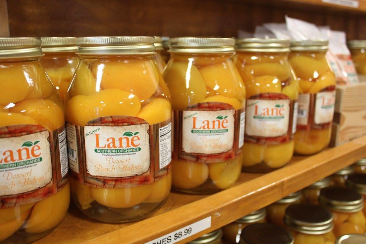 Lane Southern Orchard Preserves