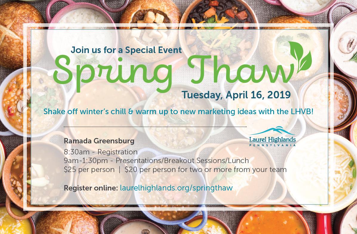 Spring Thaw 2019