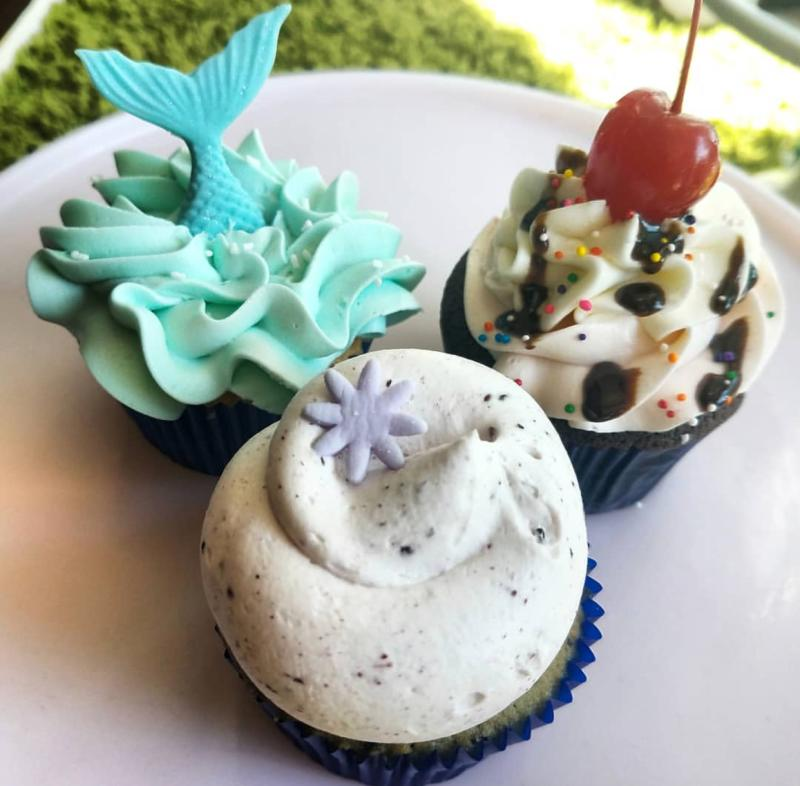 Just Cupcakes