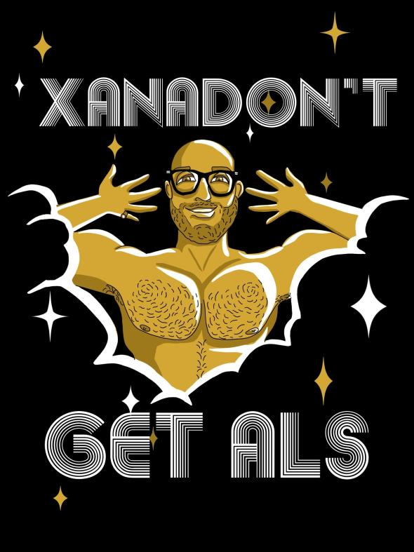Xanadu ALS Charity at Hale Center Theater Orem