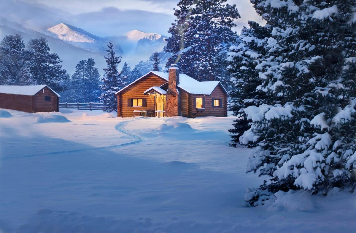 Cozy Cabins & Warm Fireplaces