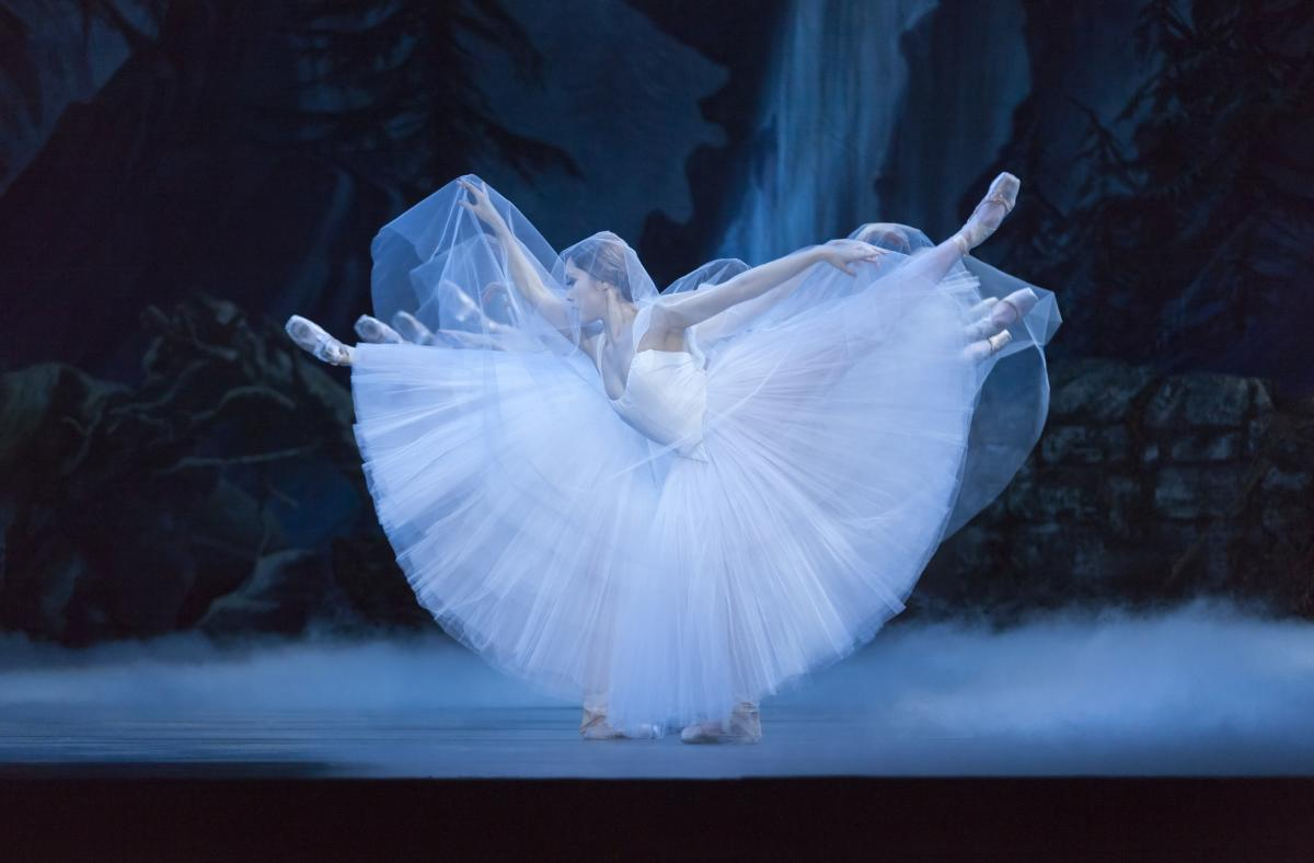 The Joffrey Ballet presents Giselle