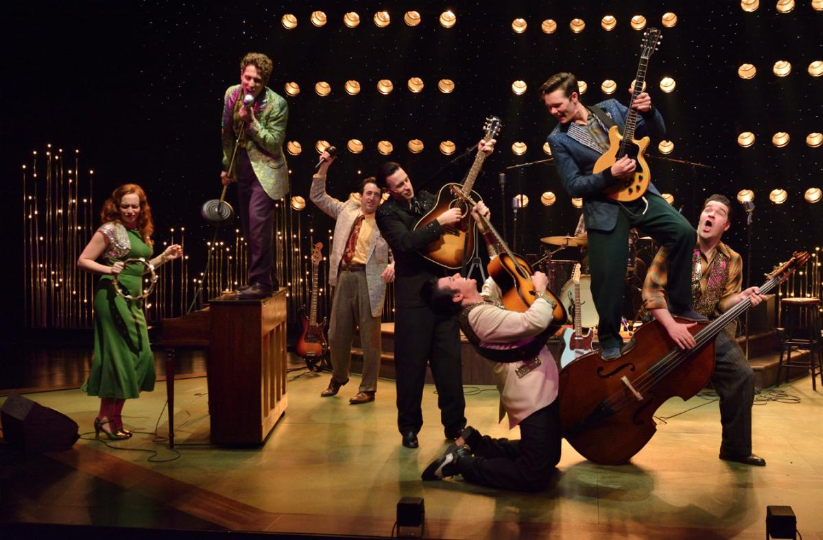 Million Dollar Quartet at the Royal Winnipeg Theatre Centre