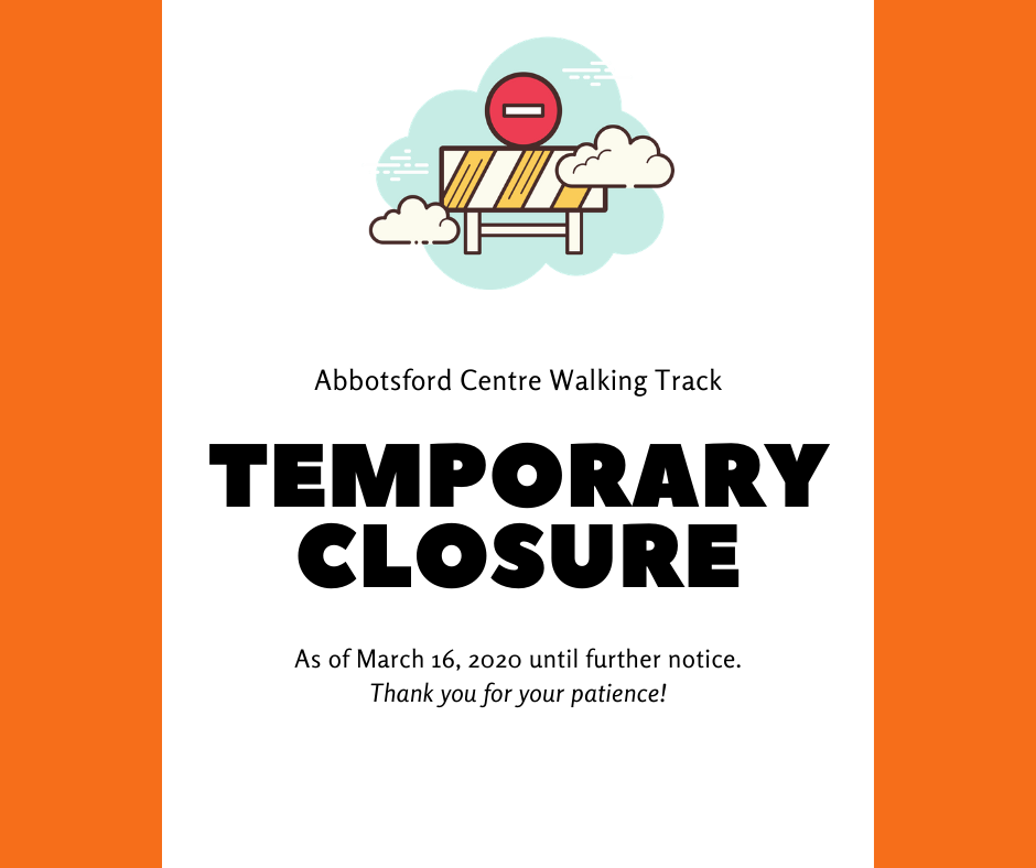 Walking Track Closure