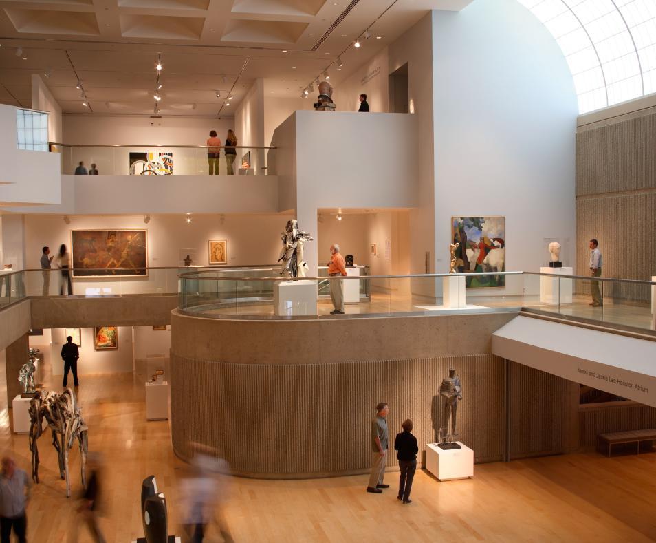Palm Springs Art Museum - Interior