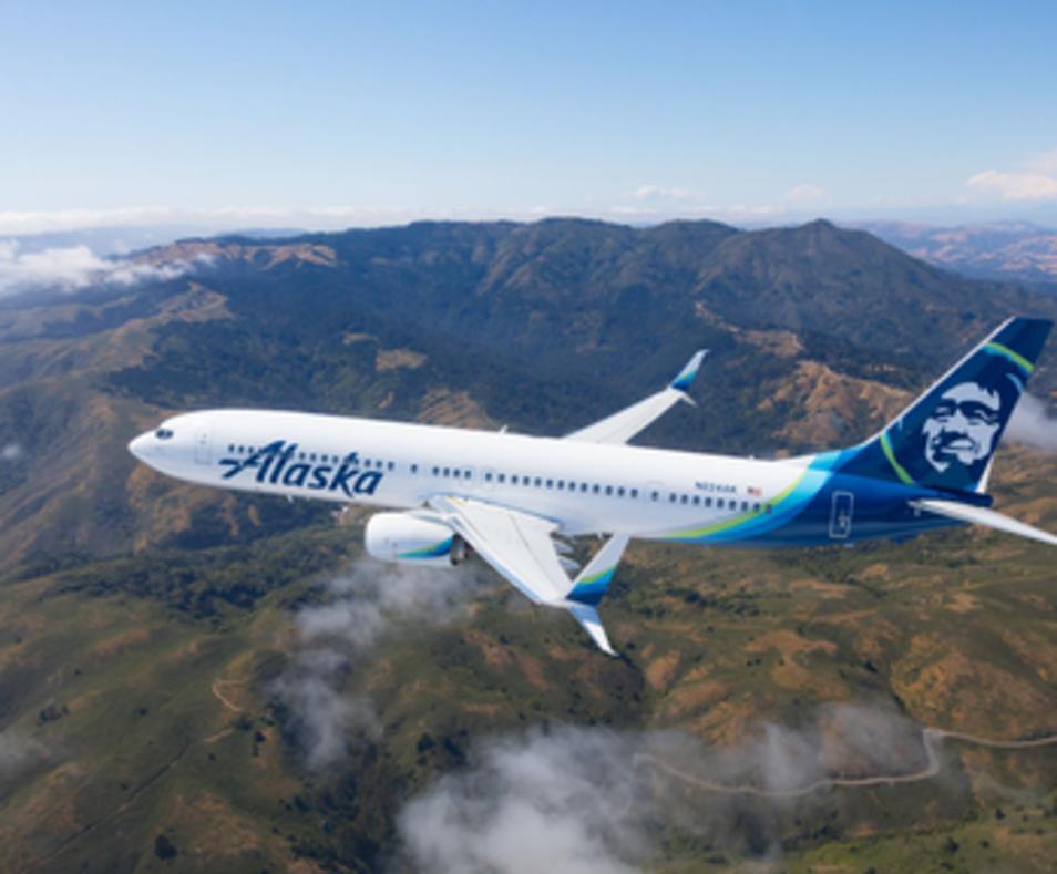 Alaska Airlines 1