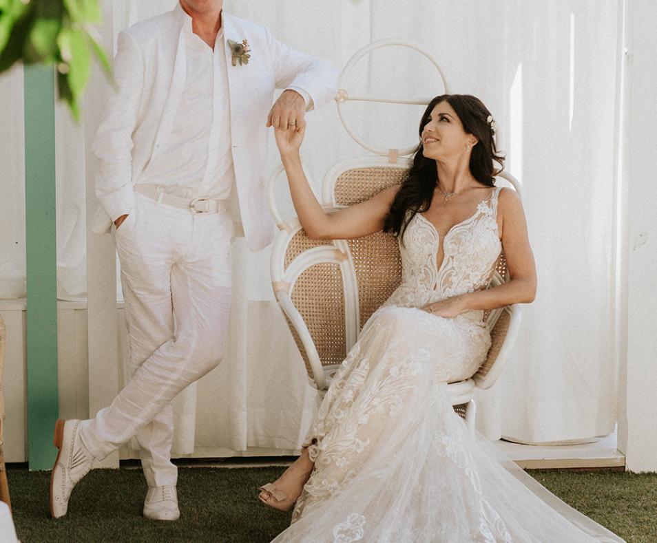Wedding Couple Image