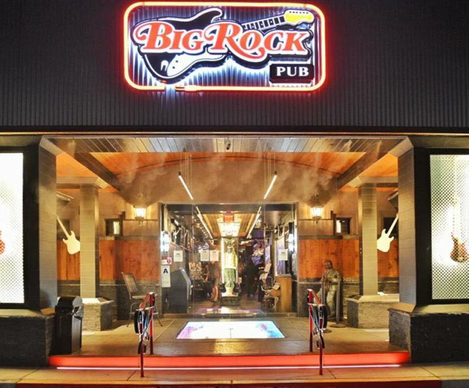Big Rock Pub