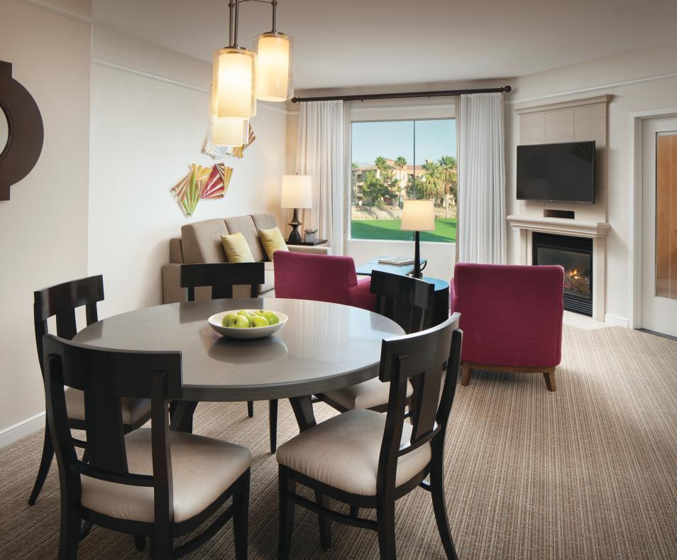 Villa - Living & Dining Areas