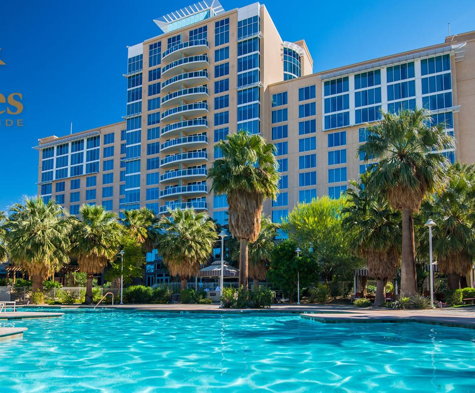 Hotel Exterior Pool