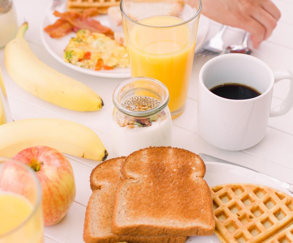 Skylark Hotel Breakfast