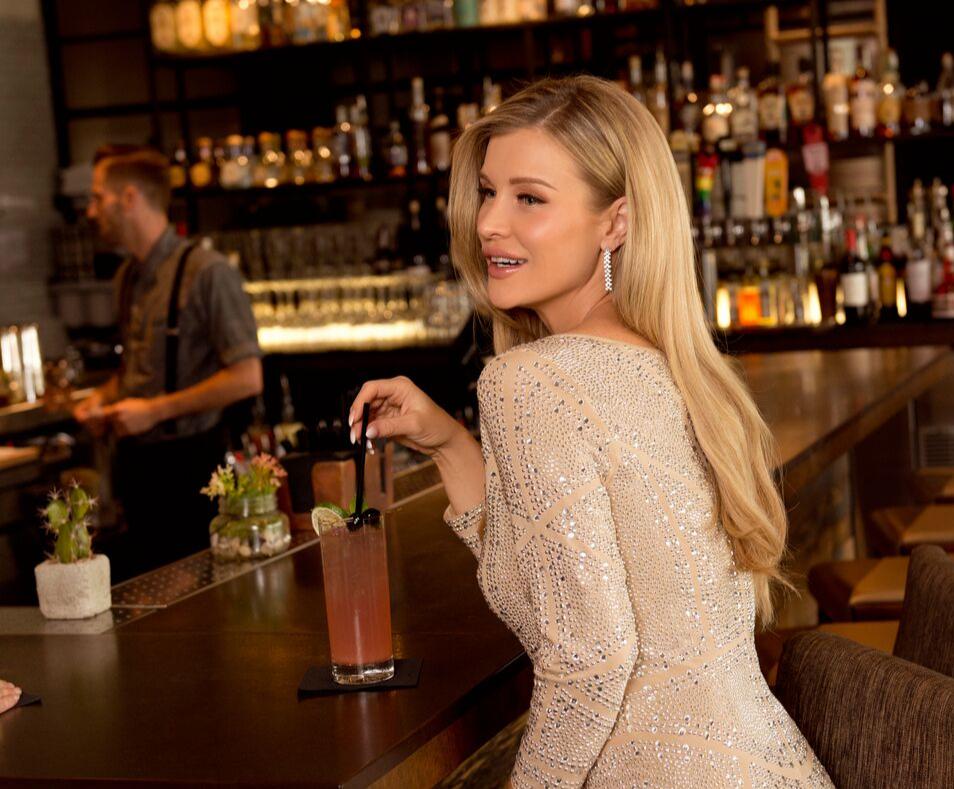 Joanna Krupa at Kitchen 86 + Bar