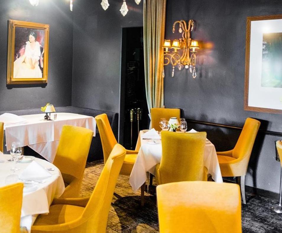 Melvyn's Restaurant at Ingleside Inn