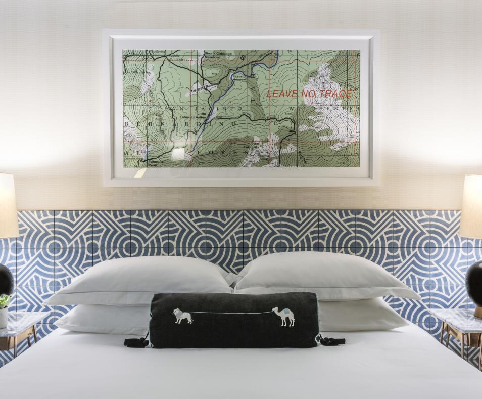 Deluxe Bedroom Detail