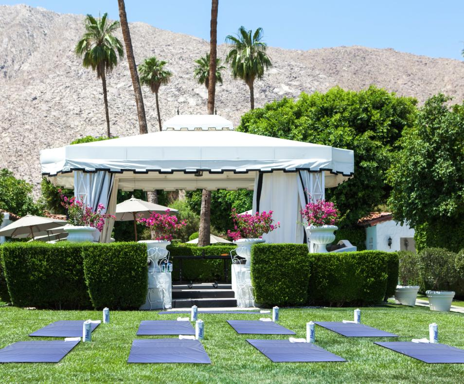 Retreats at the Avalon Hotel Palm Springs