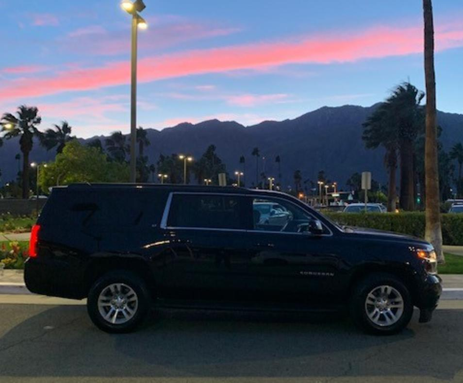 Palm Springs Airport - Airport Limousine Service
