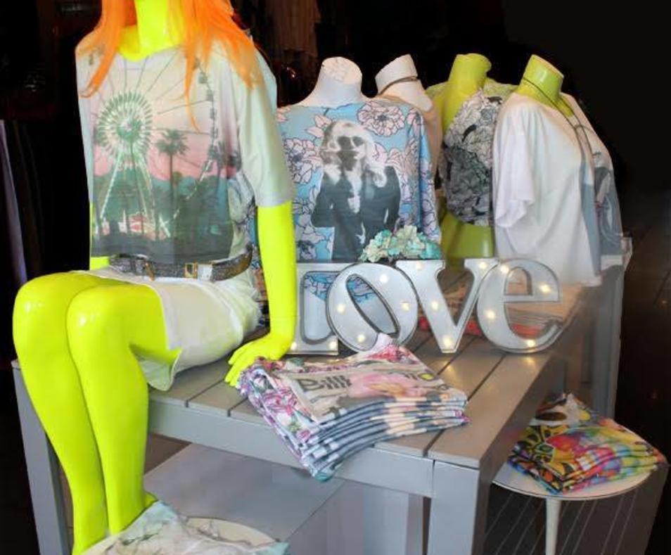 BG's El Paseo fashion
