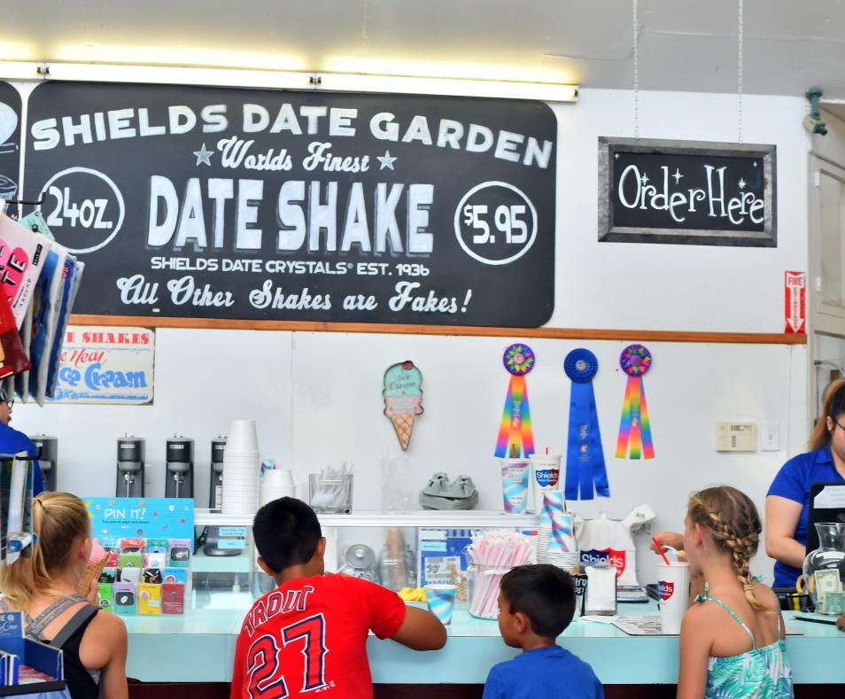Date Shake Counter