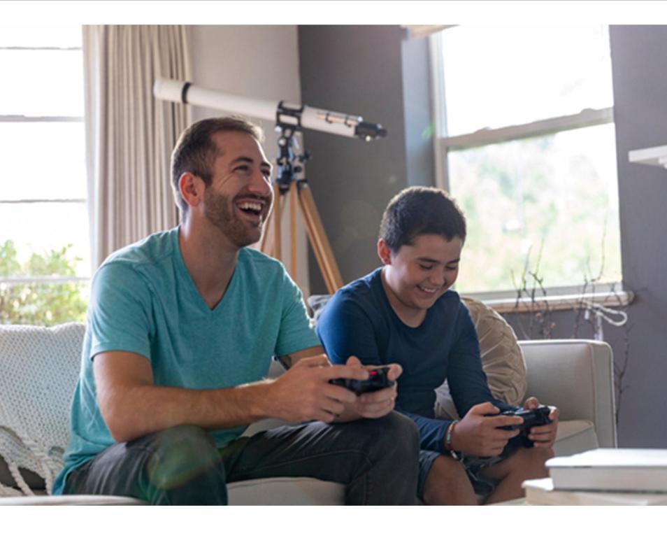 Big Bro Little Bro video games