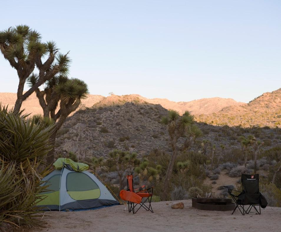Black Rock Campground Photo NPS/Hannah Schwalbe