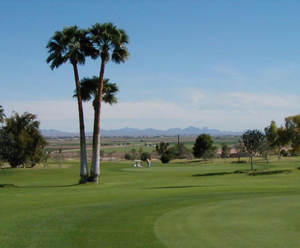 Blythe Golf Course