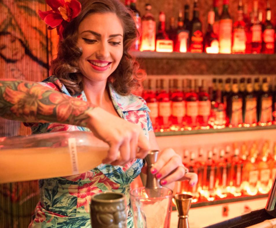 Bootlegger Tiki Dive Bar