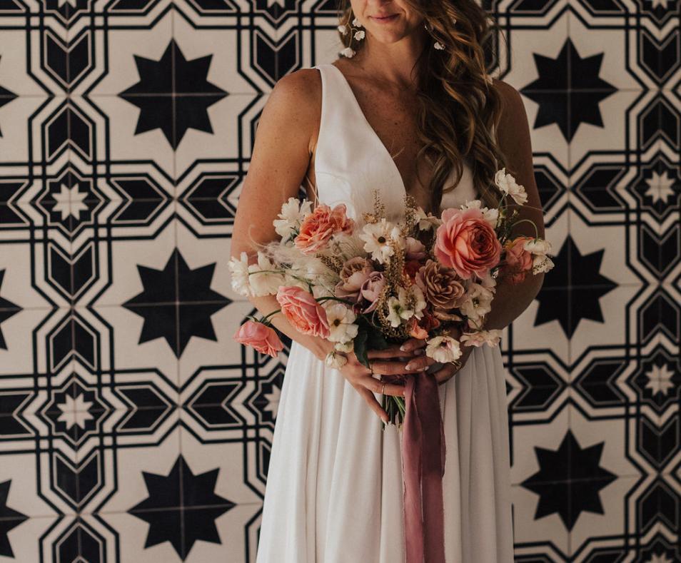 Bride Portrait by For Love & Light