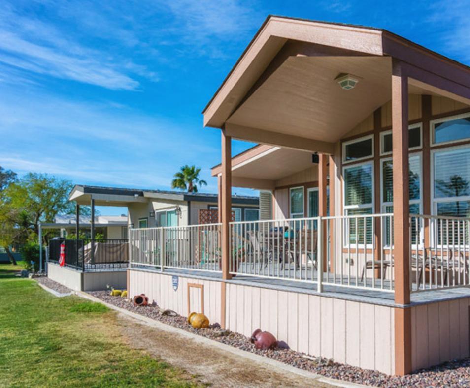 Sky Valley & Caliente Springs Resort Vacation Rentals