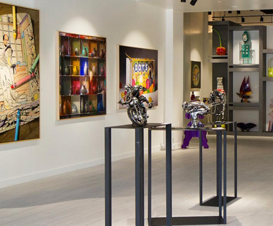 CODA Gallery