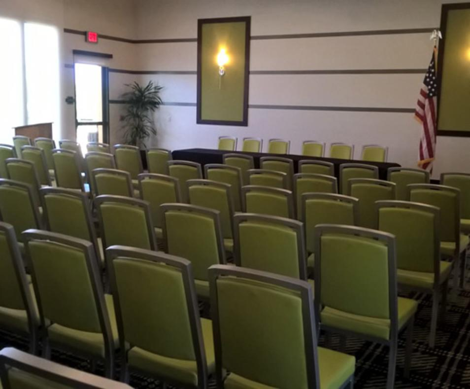 Conference room at Trilogy