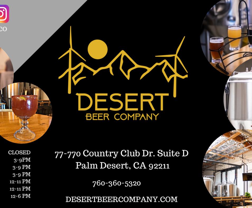 Desert Beer Co